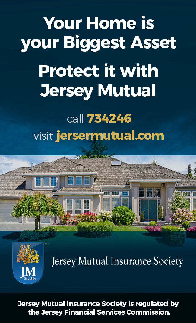 Jersey Mutual Advert