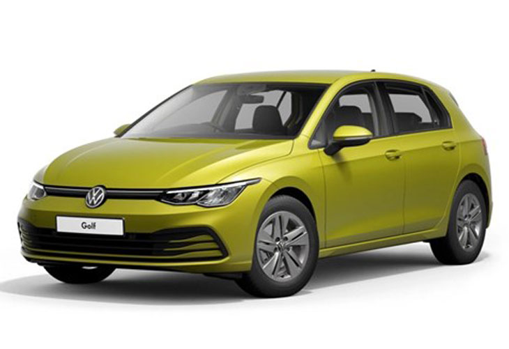 NEW Volkswagen Golf 8